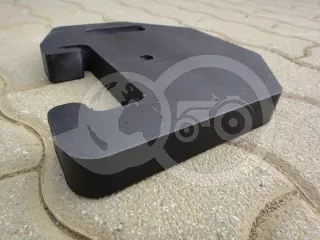 Counter Weight, 9kg, for Japanese compact tractors (1)