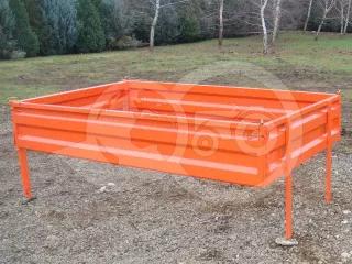 Extra high side panel kit for Komondor SPK series trailers (1)