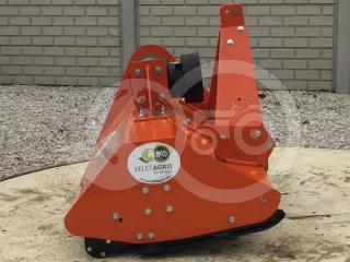 Flail mower 125cm, with reinforced gearbox, for Japanese compact tractors, EFGC125, SPECIAL OFFER (1)
