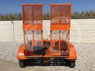 Force transporter trailer for Force mini excavators, Komondor FPK-1400 (1)