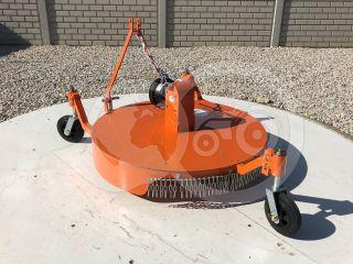 Finishing mower 100 cm for TZ4K and Rába-15 compact tractors, Komondor SFNY-100/T (4)