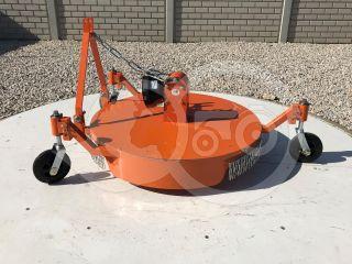 Finishing mower 100 cm for TZ4K and Rába-15 compact tractors, Komondor SFNY-100/T (5)