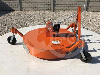 Finishing mower 100 cm for TZ4K and Rába-15 compact tractors, Komondor SFNY-100/T (1)