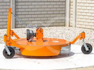 Finishing mower 100 cm, for anticlockwise PTO Japanese compact tractors, Komondor SFNY-100F (5)