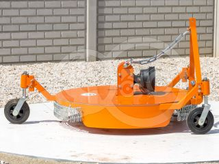 Finishing mower 100 cm, for Japanese compact tractors, Komondor SFNY-100.4 (1)