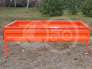 Extra high side panel kit for Komondor SPK series trailers (0)