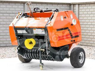 Round baler  for Japanese compact tractors, 60x70cm, Komondor RKB-870 (6)