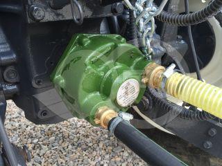 Irrigation trailer for Japanese compact tractors, Komondor SOP-1000 (10)
