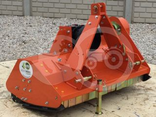 Flail mower 105 cm, with reinforced gearbox, for Japanese compact tractors, EFGC105, SPECIAL OFFER