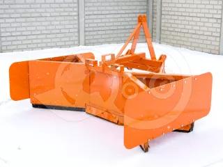 Rear mounted snow plow 170cm, Komondor SHL-170 (1)