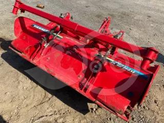 Rotary tiller 140cm, Yanmar R214M - 5195B, used (1)