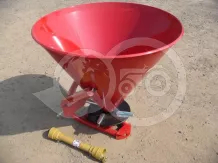 Compost Spreader (VN500) with cardan shaft