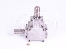 Gearbox L-25A (L 1:1) anticlockwise, for Komondor anticlockwise SFNY mowers