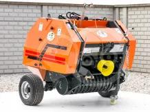 Round baler  for Japanese compact tractors, 50x70cm, Komondor RKB-850