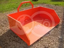 Transport box 130 cm, for Japanese compact tractors, Komondor SZL-130