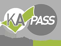 KA PASS logo